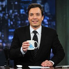 """He gave me my """"Light Night"""" debut, it's the very funny, incredibly talented and super genuine, Jimmy Fallon!"""