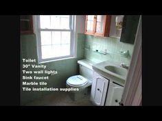 Taras Small Bathroom Makeover Httpswwwyoutubecomwatchv - Youtube bathroom renovation