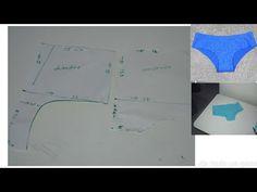 Hemoso 🥰 panty sin costuras en 10 minutos(beautiful seamless panty in 10 minutes) - YouTube Tela Lycra, Youtube, Map, Beautiful, Molde, Sewing Techniques, Underwear, Tutorials, Location Map