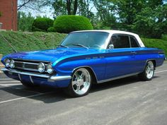 1961 BUICK SKYLARK. PRO TOURING. UNBELIVEABLE CONDITION
