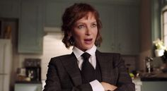 Uma Thurman is as bad-ass as we'd all hoped in Bravo's Imposters