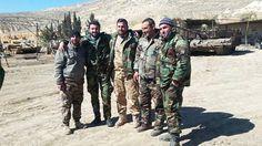 Noticia Final: Exército sírio domina a maior parte do leste de Al...