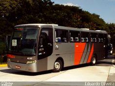 Ônibus da empresa Empresa de Ônibus Pássaro Marron, carro 45.707, carroceria Busscar El Buss 340, chassi Mercedes-Benz O-500M. Foto na cidade de São Paulo-SP por Eduardo Oliveira, publicada em 04/11/2012 18:12:29.