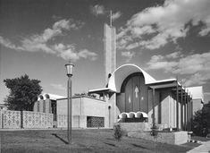 Saint Martin's Evangelical Lutheran Church: Modernity and Continuity | docomomo…