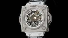 Hublot Antikythera SunMoon. Got a penchant for ancient Greek technology? Hublot has taken inspiration from mankind's first astronomical calculator—the Antikythera—for this watch featuring a highly accurate solar and lunar calendar.