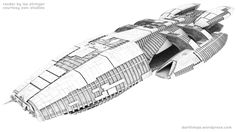 Work done for the original mini series epsiodes and the eventual TV series of the new Battlestar Galactica.
