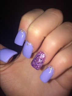 Medium Length Acrylic Nails | Make Up & Nails | Pinterest ...