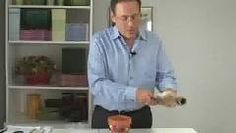 """FR Presents: """"Magic"""" Levitating Flowers for Table Display: Learn how to make a cool centerpiece! - YouTube"""