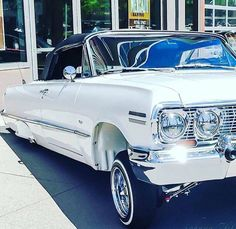 63 Chevy Impala Rag Low low.......