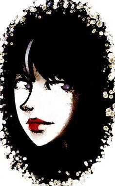 Chiyuki (Death Parade fan art) by PeppeComix.deviantart.com on @DeviantArt