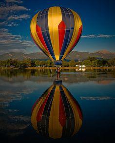 Colorado Balloon Classic - Day 1 by iceman9294, via Flickr