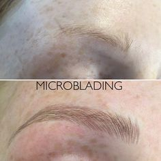 Image result for microblading blonde