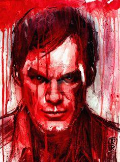 Dexter Morgan by RodReis