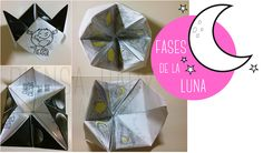 Enséñame a pensar: Las fases de la Luna: Proyecto El Espacio Sistema Solar, Projects For Kids, Gift Wrapping, Classroom, Gifts, Science, School, Socialism, Astronomy