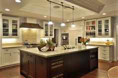 Cool Kitchen Remodeling Ideas Traditional with Designer Pot Racks and Accessories