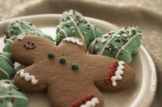 Biscuits, sablés, gâteaux, bonhomme en pain d'épices... des recettes de Noël faciles à faire avec des enfants