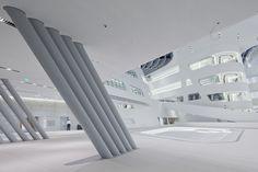 Gallery - Library and Learning Centre University of Economics Vienna / Zaha Hadid Architects - 4