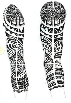 half sleeve tattoo designs for women sketch - Google Search