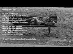 """Gedicht """"Demokratie Lüge"""" von Horst Bulla, dt. Freidenker, Dichter & Autor - YouTube - Videos - Gedichte - Zitate - Quotes - deutsch"""