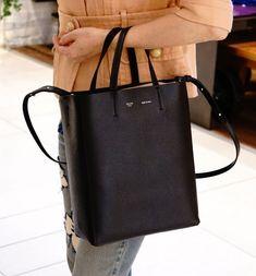Lv Handbags, Mini Handbags, Black Handbags, Leather Handbags, Leather Bag, Celine Cabas Tote, Celine Bag, Balenciaga, Louis Vuitton
