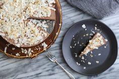Vegan Coconut Cocoa Cheesecake