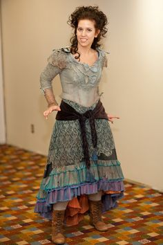 """Betsy's Costumery: Idris """"Sexy"""" - The Doctor's Wife"""