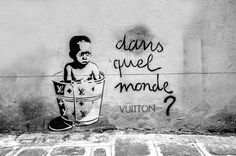 L'art contre la pauvreté! #EZK #pasmal #jeudemot