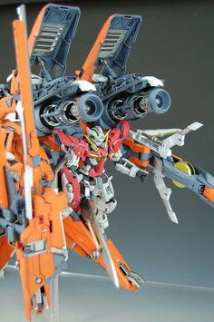 HG 1/144 GN ARMS + EXIA - Custom Build - Gundam Kits Collection News and Reviews