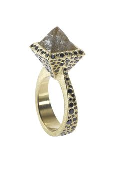 Jewelry Trend: Rough and Smooth (Todd Reed) [Courtesy Photo]