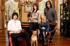 Gene Simmons Family Jewels - I confess. I watch. Another one of my junk tv favorites.