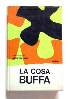 Commune | Daily  Italian designer Mario Degrada created a series of book covers for Rizzoli in the 70s.