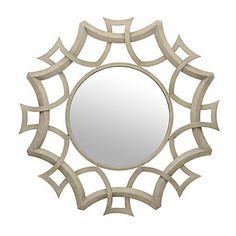 Taupe Monroe Mirror   Kirklands