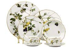 As porcelanas mais lindas do mundo - Gorete Colaço-  Na lojaTania Bulhões