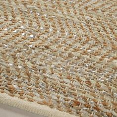 Jute toile and tela on pinterest - Maison du monde tapis exterieur ...