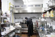 cocinas de restaurantes pequeños planos - Buscar con Google