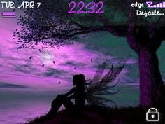 Image result for purple fairies