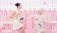 Louis Vuitton - absolutely love this campaign.