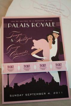Old Hollywood Glam Wedding At Palais Royale {Wedding Decor Toronto} - Wedding Decor Toronto Rachel A. Clingen Wedding & Event Design