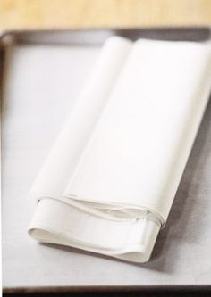 Parchment paper - a MUST HAVE for any baker!