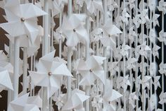 The Wind Portal installation by Najla El Zein at the V&A Museum - London Design Festival 2013 | urdesign magazine