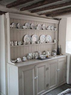 handmade welsh dresser