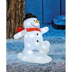 MagicHome Dekorácia X7212, Snehuliak, IP44 Led, Snowman, Outdoor Decor, Home Decor, Figurine, Decoration Home, Room Decor, Snowmen, Home Interior Design