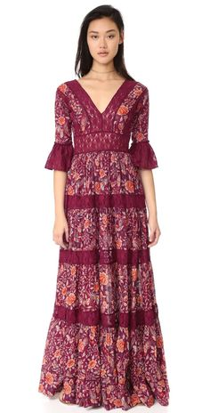 Free People Dulce Maria Maxi Dress | SHOPBOP SAVE UP TO 25% Use Code: EVENT17