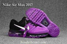 Find Quality Air Max 2017 Womens Black White Purple Sneakers and more on  Nikelebron. Austin Mandi · Cheap Nike ... 25e286e93e8d2