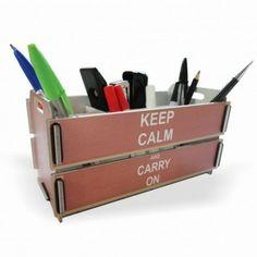 Organizador Keep Calm ou London