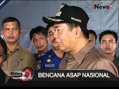 Live Report : Terkait Kondisi Terkini Kabut Asap Di Pekanbaru - iNews Si...