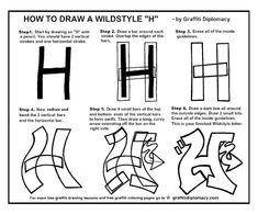 Graffiti Alphabet, Graffiti Art, Wie Zeichnet Man Graffiti, Graffiti Lettering Fonts, Graffiti Tagging, Graffiti Styles, How To Draw Graffiti, Easy Graffiti Drawings, Easy Graffiti Letters