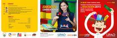 Lado 1 congreso internacional del educación a desarrollarse en Trujillo - Perú. Informes en congresoeducacion@upao.edu.pe