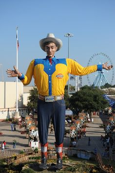 The State Fair of Texas!