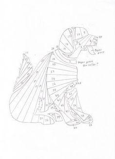 Iris Folding Templates Inspirations - Aga Piechocińska - Picasa Web Albums: